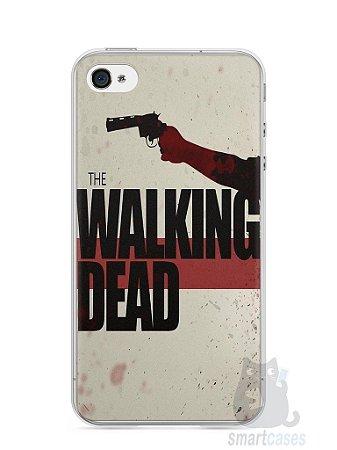 Capa Iphone 4/S The Walking Dead #3