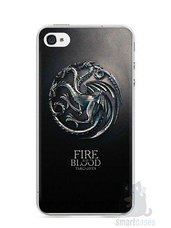 Capa Iphone 4/S Game Of Thrones Targaryen