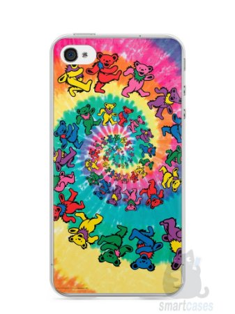 Capa Iphone 4/S Ursinhos Carinhosos LSD