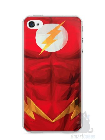 Capa Iphone 4/S The Flash #1