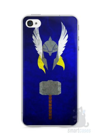Capa Iphone 4/S Thor