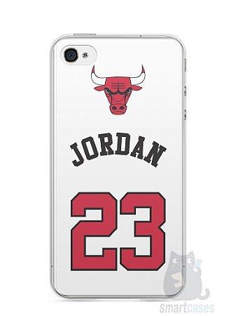 Capa Iphone 4/S Michael Jordan 23