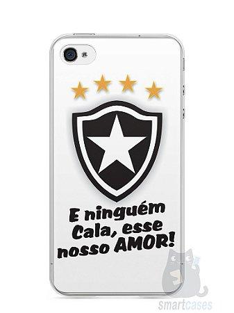 Capa Iphone 4/S Time Botafogo #2