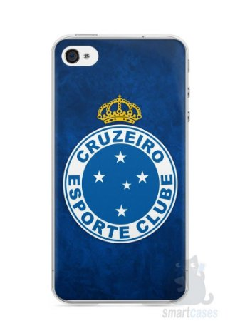 Capa Iphone 4/S Time Cruzeiro #3