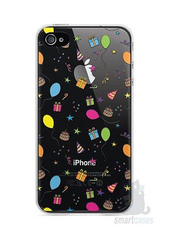 Capa Iphone 4/S Festa