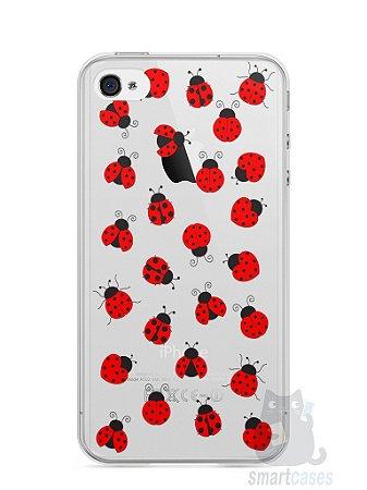 Capa Iphone 4/S Joaninhas #1