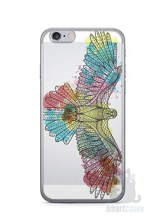 Capa Iphone 6/S Águia Colorida