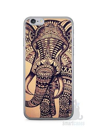 Capa Iphone 6/S Elefante Tribal