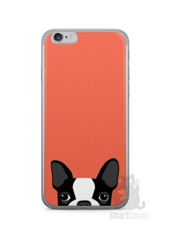 Capa Iphone 6/S Cachorro Bulldog Francês #1