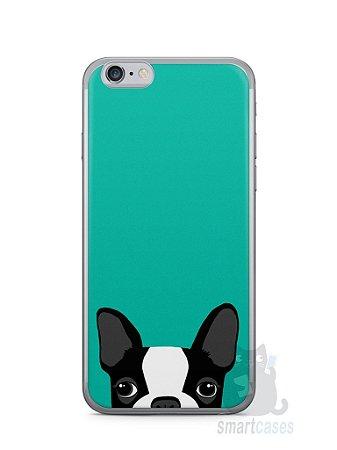 Capa Iphone 6/S Cachorro Bulldog Francês #3