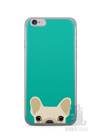 Capa Iphone 6/S Cachorro Bulldog Francês #2