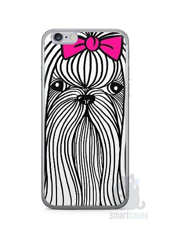Capa Iphone 6/S Cachorro Chitzu