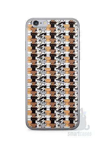 Capa Iphone 6/S Gatos