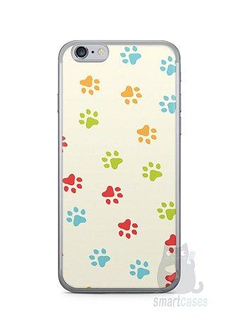 Capa Iphone 6/S Patinhas Coloridas #2
