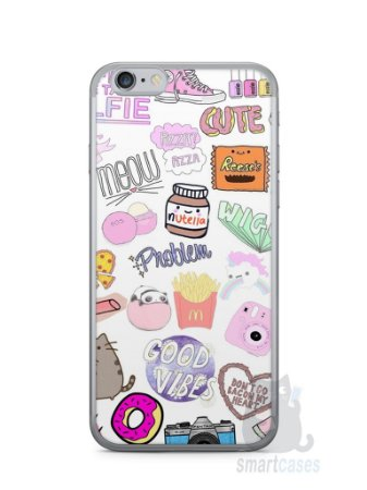 Capa Iphone 6/S Coisas de Menina