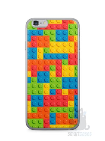 Capa Iphone 6/S Lego