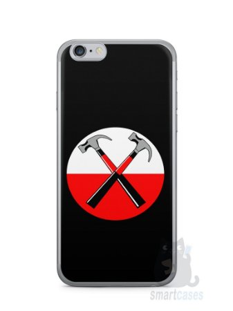 Capa Iphone 6/S Pink Floyd #1