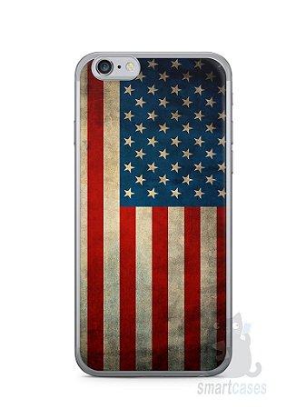 Capa Iphone 6/S Bandeira EUA