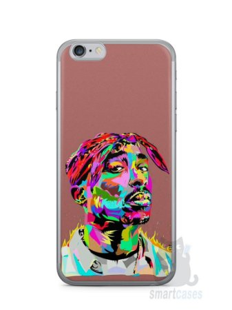 Capa Iphone 6/S Tupac Shakur #4