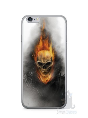 Capa Iphone 6/S Motoqueiro Fantasma