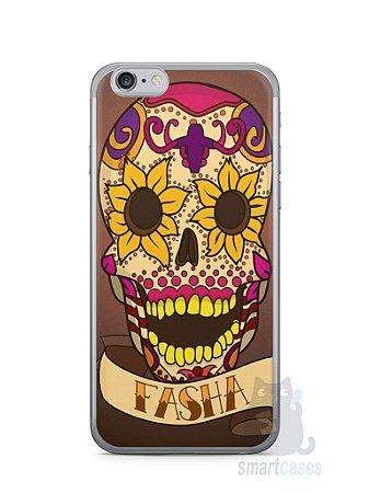 Capa Iphone 6/S Dia dos Mortos #1