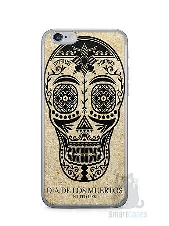 Capa Iphone 6/S Dia dos Mortos #2