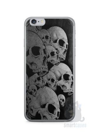 Capa Iphone 6/S Caveiras
