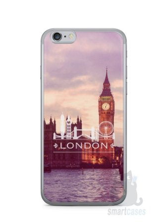 Capa Iphone 6/S Londres #1