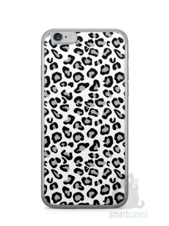 Capa Iphone 6/S Estampa Onça #3