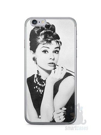 Capa Iphone 6/S Audrey Hepburn #1