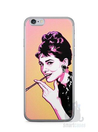 Capa Iphone 6/S Audrey Hepburn #2