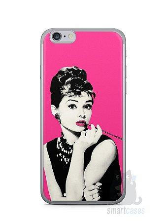 Capa Iphone 6/S Audrey Hepburn #4
