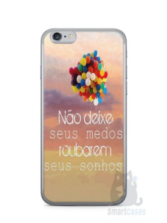 Capa Iphone 6/S Frase #3