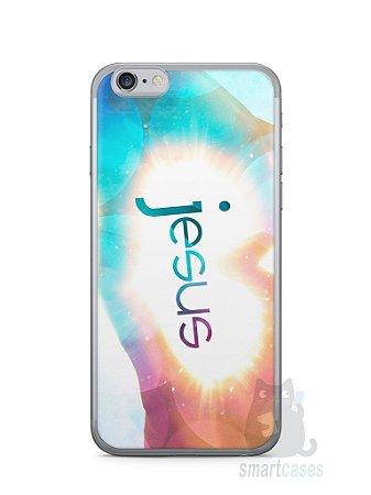 Capa Iphone 6/S Jesus #3