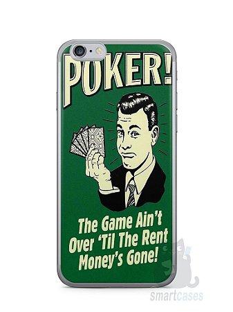 Capa Iphone 6/S Poker #2