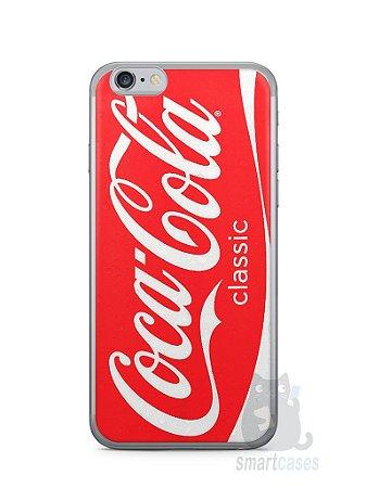 Capa Iphone 6/S Coca-Cola