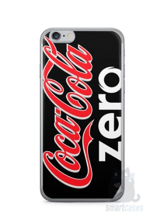 Capa Iphone 6/S Coca-Cola Zero