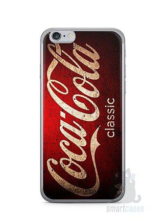 Capa Iphone 6/S Coca-Cola Classic
