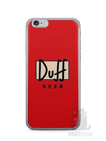 Capa Iphone 6/S Cerveja Duff