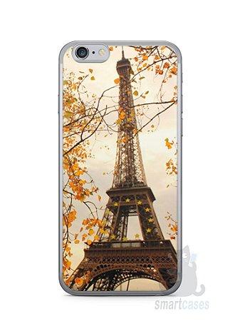 Capa Iphone 6/S Torre Eiffel #1