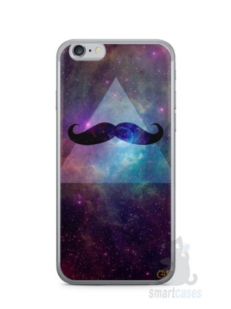 Capa Iphone 6/S Bigode
