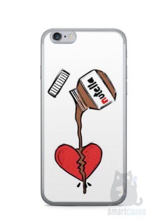 Capa Iphone 6/S Nutella #3