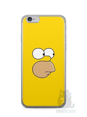 Capa Iphone 6/S Homer Simpson Face