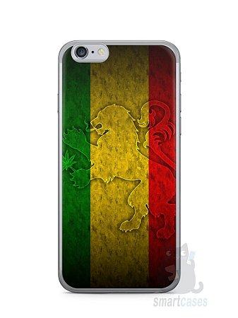 Capa Iphone 6/S Rasta Weed #1