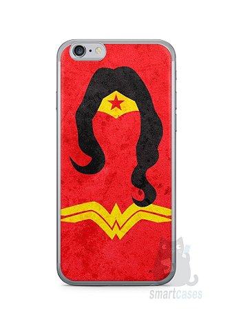Capa Iphone 6/S Mulher Maravilha