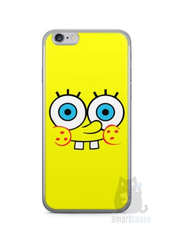 Capa Iphone 6/S Bob Esponja #1