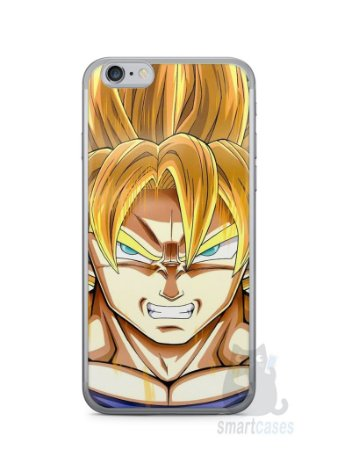 Capa Iphone 6/S Dragon Ball Z Gohan SSJ2