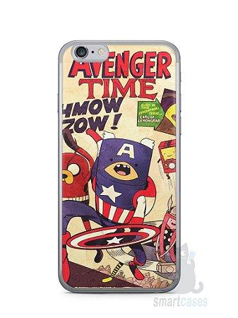Capa Iphone 6/S Hora de Aventura #4