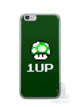 Capa Iphone 6/S Super Mario #3