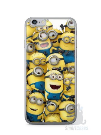 Capa Iphone 6/S Minions #1